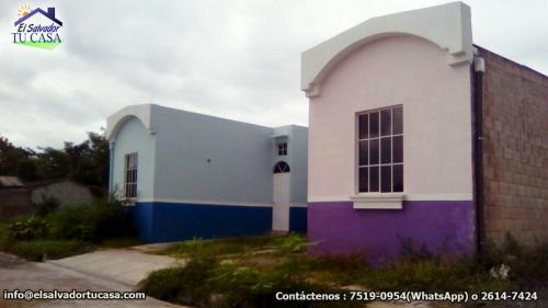 Se vende, Casa recién construida en Prados , San Miguel