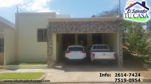 Zona Exclusiva...Residencial El Sitio II... Casa en Venta.