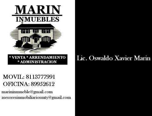 Inmobiliaria MARIN INMUEBLES