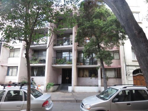 Depto ubicado en Barrio Lastarria, en EdificioPatrimonial