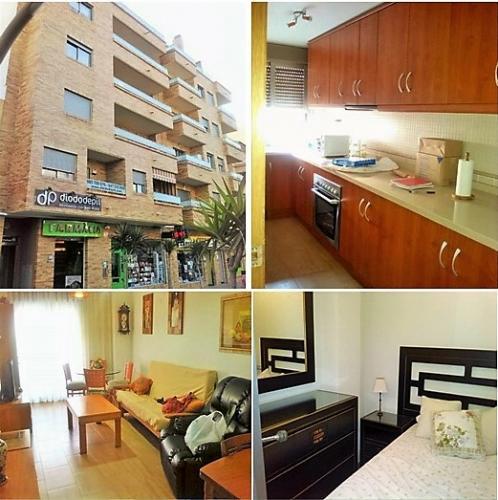 Venta apartamento 2D 2B nuevo centro Torrevieja