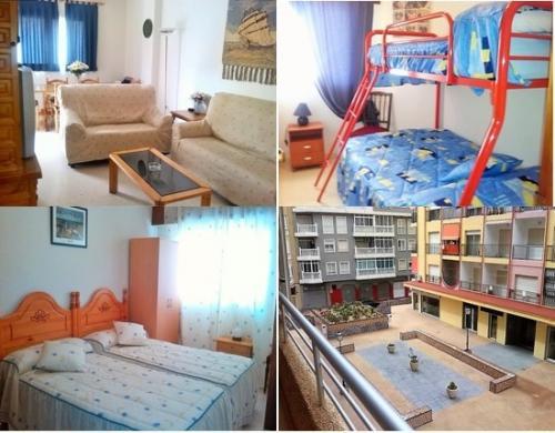 Apartamento 2 dormitorios playa del cura Torrevieja