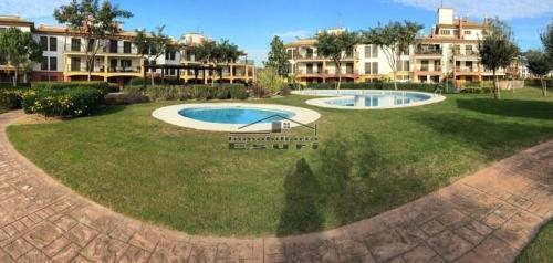 Apartamento planta baja en Costa Esuri