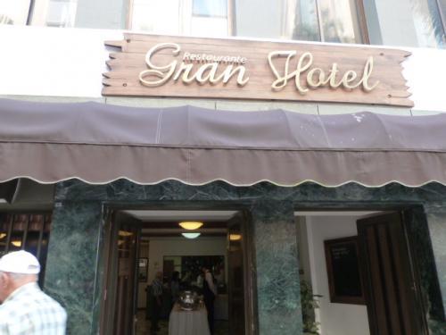 RESTAURANTE GRAN HOTEL PEREIRA