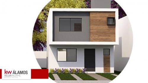 Casa en Queretaro en Zakia