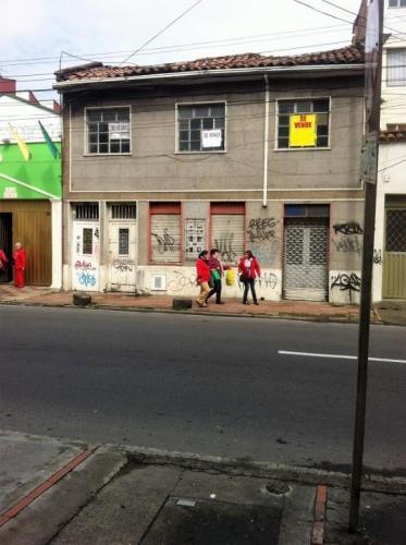 Bogotá, Palermo, Casa para demoler en venta